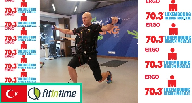 Fit in Time Sponsorlugunda 70.3 Ironman